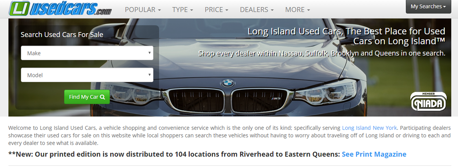 LIUsedCars.com - The Best Place for Used Cars on Long Island by ...